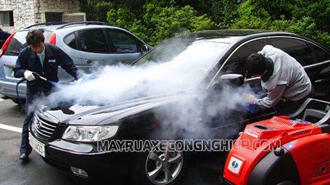 Áp suất máy rửa xe thấp: nguyên nhân và cách khắc phục