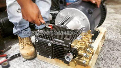 Dùng phương pháp thăm dò trong sửa chữa máy rửa xe