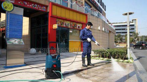 Các yếu tố tác động tới giá thành máy rửa xe mà người dùng cần biết