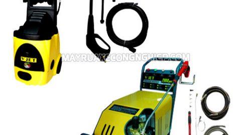 Ưu điểm nổi bật của máy rửa xe V-jet mà người tiêu dùng nên biết