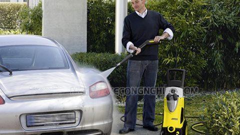 Ưu, nhược điểm của máy rửa xe motor từ và motor chổi than