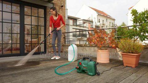 Máy phun rửa áp lực cao dùng để làm gì?