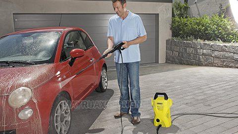 Người dùng nên chọn mua máy rửa xe gia đình loại nào tốt nhất?