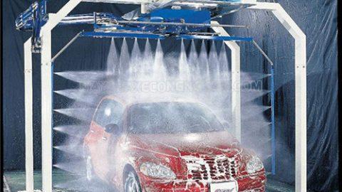 Hệ thống máy rửa xe tự động giá bao nhiêu hiện nay?