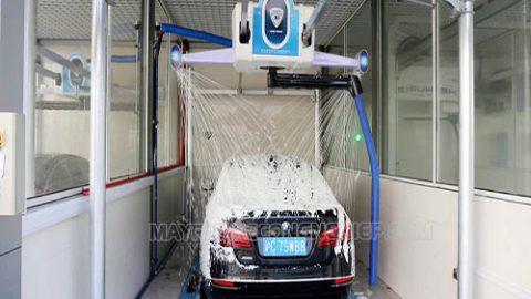 Ưu điểm và nhược điểm khi cần biết khi đầu tư hệ thống máy rửa xe tự động