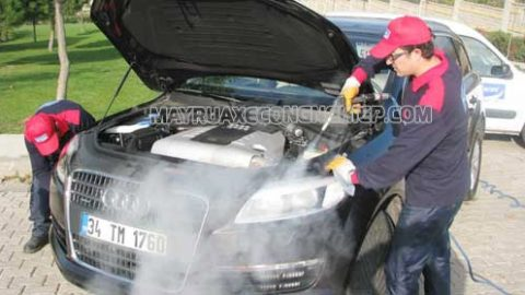 Cần chú ý gì khi chọn mua máy rửa xe hơi nước nóng?
