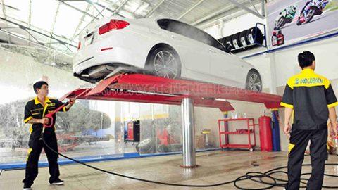 Kinh nghiệm mở tiệm rửa xe hữu ích cho người bắt đầu kinh doanh