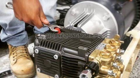 Nguyên nhân và cách xử lý khi máy rửa xe không lên nước
