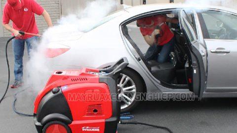 Quy trình rửa xe dọn nội thất ô tô chuyên nghiệp