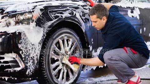 Rửa xe ô tô đúng cách cần lưu ý những gì?