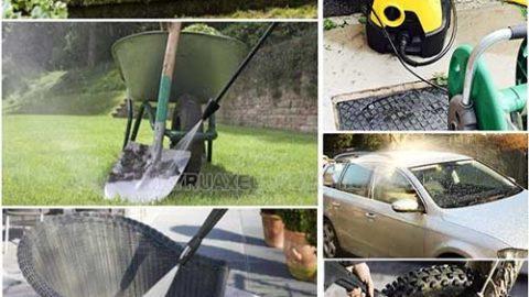 Vai trò quan trọng của các phụ kiện máy rửa xe Karcher