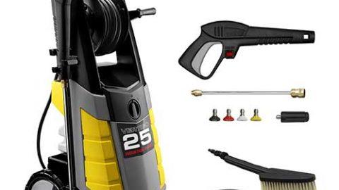Tại sao máy rửa xe Lavor Vertigo 25 được ưa chuộng?