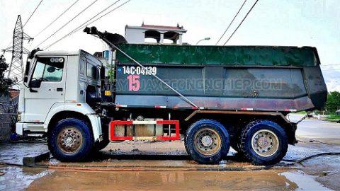 Hướng dẫn vệ sinh xe tải đúng cách, hiệu quả