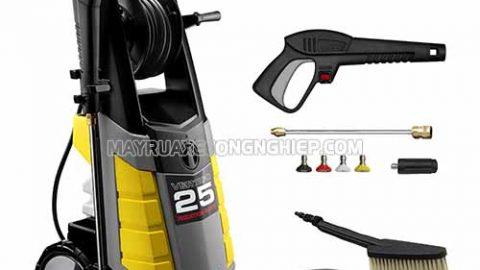 Máy rửa xe Lavor Vertigo 25  – Dòng máy rửa xe chuyên dụng sử dụng cho gia đình