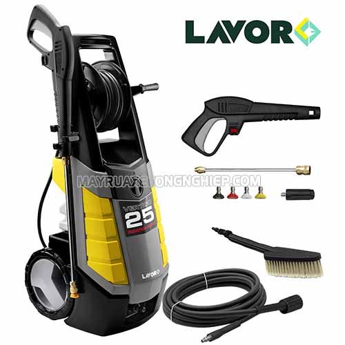 Máy rửa xe Lavor Vertigo 25 được đánh giá cao về chất lượng, phù hợp dùng trong gia đình, tiệm rửa xe,...
