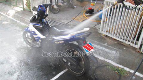 Phương pháp rửa xe exciter 150 đúng cách, đạt hiệu quả tốt nhất