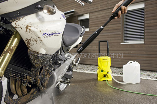 Sửa chữa máy rửa xe gia đình