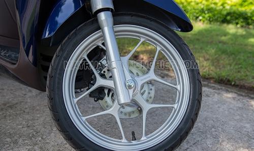 Lốp không săm ngày càng được đánh giá cao