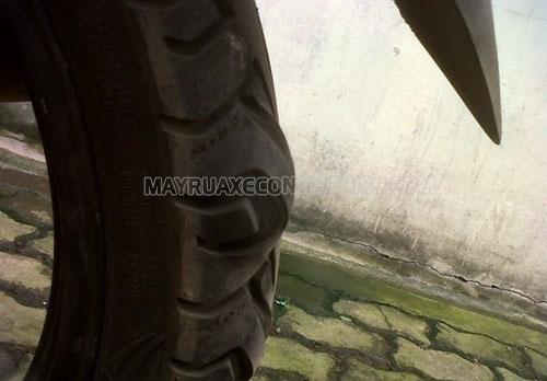 Hiện tượng phồng ở lốp xe