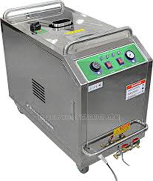 Model phun rửa xe nước nóng Optima DM (DS)