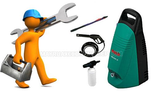 Người dùng máy rửa xe cần lựa chọn đơn vị cung cấp dịch vụ sửa chữa máy rửa xe uy tín, chất lượng