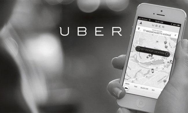 Ứng dụng Uber