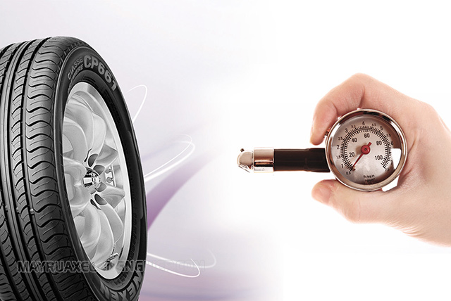 Áp suất lốp
