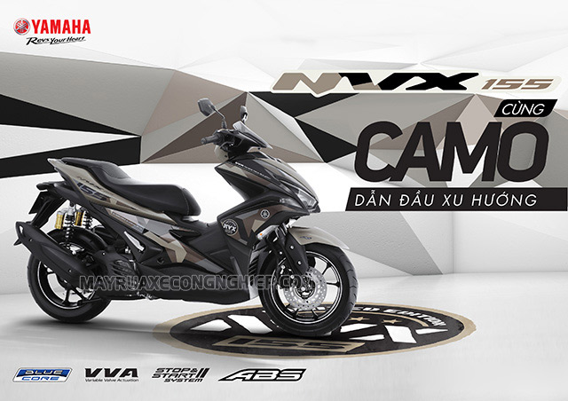 NVX 155 camo