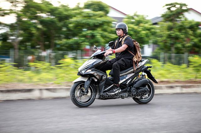 Yamaha NVX