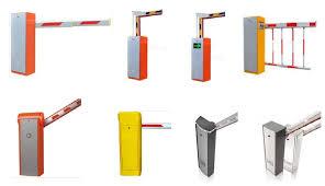 Những thiết bị barrier tự động