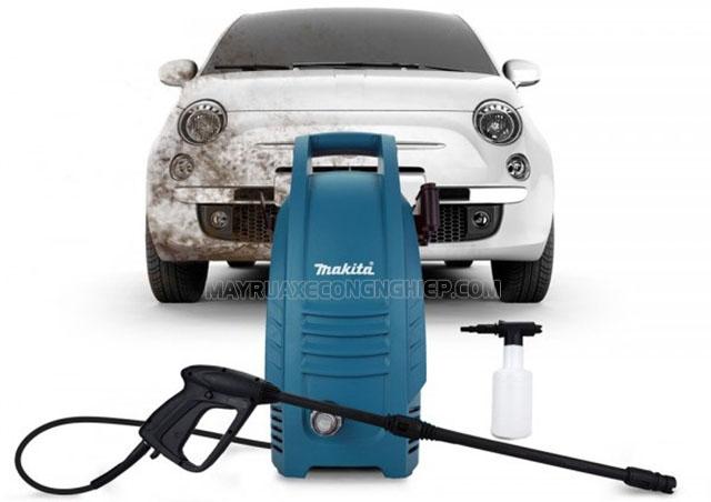 Vai trò của các loại máy rửa xe