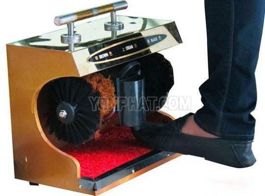 Cách đánh giày dễ dàng