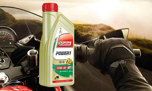 Thay dầu nhớt cho xe