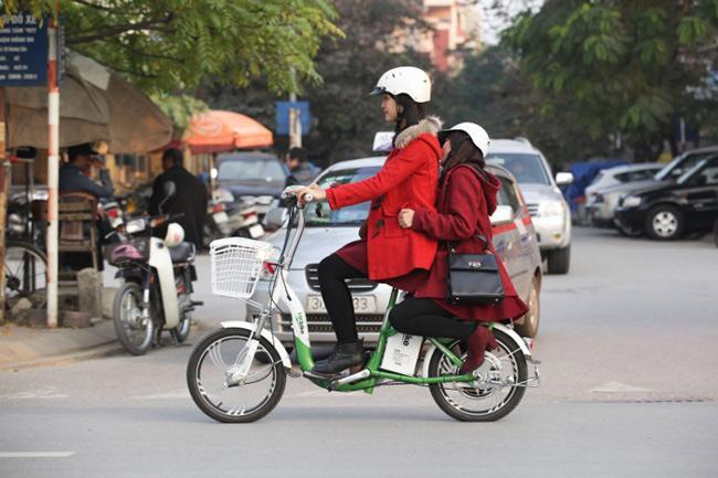 Xe điện chở quá tải trọng có thể khiến xe bị ì