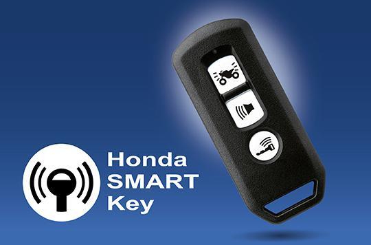 Tích hợp bộ khóa thông minh Smart key