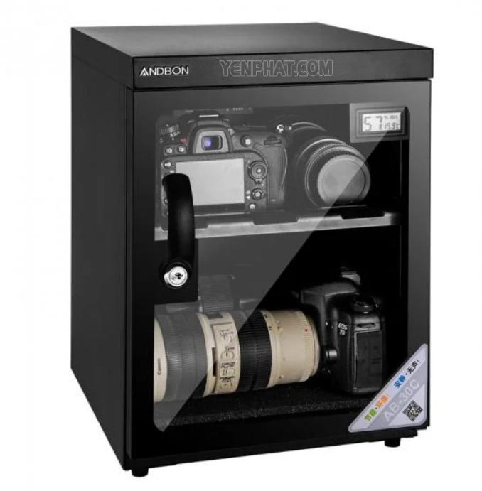 Tủ chống ẩm AB-30C (30 lít)