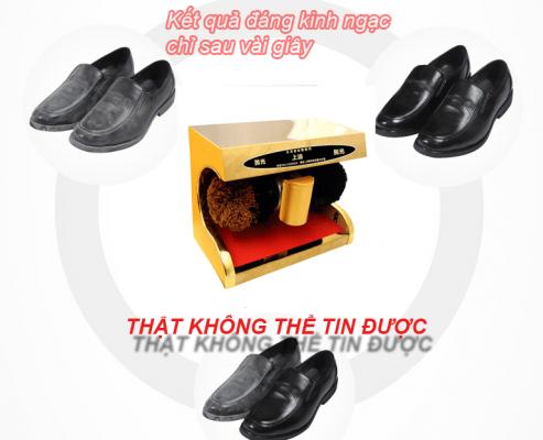Máy đánh giày tự động tiện ích