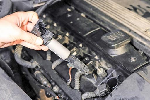 Vị trí bo-bin trong động cơ ô tô