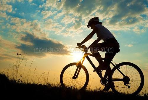 đi xe đạp có tác dụng gì