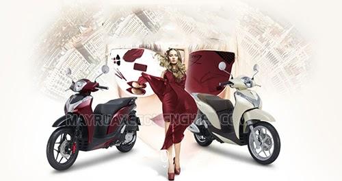 Nên mua xe máy gì cho nữ